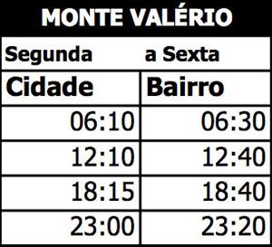 MonteValério