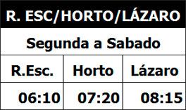 R.ESC,HORTO,LAZARO